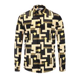 Vente en gros Automne et hiver en Europe et aux États-Unis nouvelle chemise de cardigan de poker 3D à manches longues hommes haut de gamme mode commerce extérieur en gros