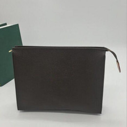 $enCountryForm.capitalKeyWord Australia - Fashion Men Women Real leather Clutch Bags Brand Hand Bag Zipper Long Wallets