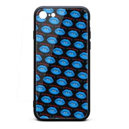 $enCountryForm.capitalKeyWord Australia - IPhone 8 Case iPhone 7 Case Melanie Martinez cry baby bule lip designer shock-absorption TPU Soft Rubber Silicone Cover Phone Case