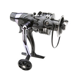 Bait Systems Australia - Aluminum Alloy Fishing Reel 11+1BB Dual Brake System Bait Casting Fishing Reel for Carp Sea Fishing 3000 4000 5000 6000 Series