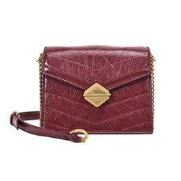 Boys Designer Wallets UK - 2019 new Sale Fashion Vintage Handbags Women bags Designer Handbags Wallets for Women Leather Chain Bag Crossbody and Shoulder Bags