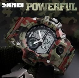 Открытый Марка Reloje Hombre Стиль Цифровой Двойной шок Время Тактические Часы Мужчины Мода Человек Спортивные Часы Люксовый Бренд MMA1471