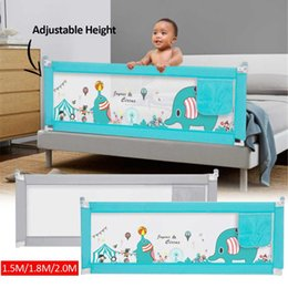 Safer Products Australia - Baby Bed Fence Safety Gate Products child Barrier for beds Crib Rail Security Fencing for Children Guardrail Safe Kids playpen