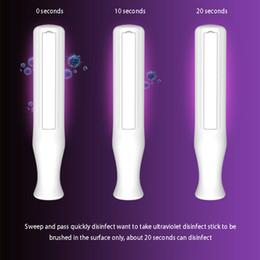 Portable Ultraviolet Germicidal Light Portable far UVC light Disinfection Sterilizer Lamp 2W Battery Power Holding Ultraviolet Lamps on Sale