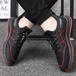 $enCountryForm.capitalKeyWord Australia - Male Breathable Comfortable Casual Shoes Fashion Men Canvas Shoes Lace up Wear-resistant Men Sneakers zapatillas deportiva