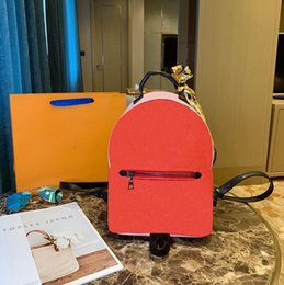 College wind baCkpaCks online shopping - Designer backpack brand women s bag classic logo design high quality college wind bag CM designer women s bag