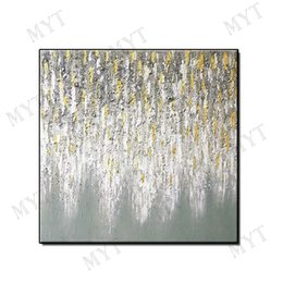 Decor Abstract Australia - Artwork modern oil painting abstract wall art home decor Hand-painted Abstract Oil Painting landscape on canvas for living room no framed