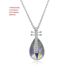 Pendant Solitaire Australia - Pendant Necklaces Solitaire Red Silver Women's Easter No Svn366 925 Silver Jewelry Chain Necklace For Women Agate Pendants