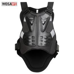 $enCountryForm.capitalKeyWord Australia - WOSAWE Body Protector Armor Jackets Motorcycle jackets Motocross Back Shield Sleeveless Vest Spine Chest Protective Gears