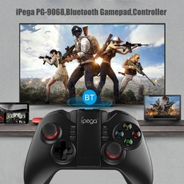 $enCountryForm.capitalKeyWord Australia - HOT! Wireless Bluetooth 3.0 Gamepad Mobile Phone Game Controller Player Gaming Joystick GamePad for Mac PC Smart TV Box
