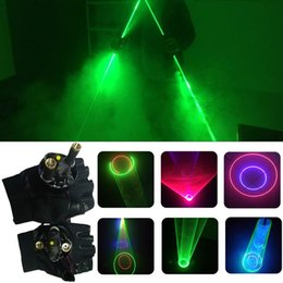Rotating dance lights online shopping - Glistening Gloves with Whirlwind Handheld Infrared Ray Rotating Light for Dance Nightclub Bar Holiday Party