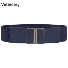 elastic wide for belt 2019 - Fashion New Design Cummerbund HOT Vintage Wide Belts for Women Jeans Cummerbunds elastic Party Costume Belts Women'