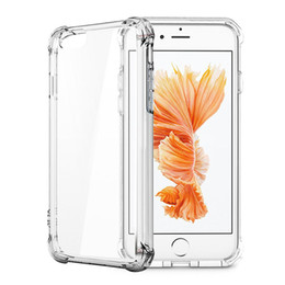 $enCountryForm.capitalKeyWord Australia - Soft TPU Shockproof Clear Case for iPhone Xr 7 8 Plus 5 5s 6 6s X XS MAX Transparent protection Back cover case
