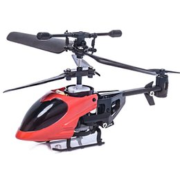 Wholesale QS5010 3.5CH Micro Infrared RC Drone Aircraft with Gyroscope Remote Control Toys Mini QS RC Helicopter -Pointed head