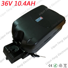 36v lithium ion battery online shopping - 500W V AH Lithium ion Battery Small Size Lithium Battery BMS V AH Pack Electric Bike Ebike Bicycle with BMS A Charger