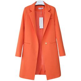 $enCountryForm.capitalKeyWord UK - 2018 Spring Autumn Blazers Women Small Suit Plus Size Long Sleeve Jacket Casual Tops Female Slim Wild Blazers Windbreaker Coat J190616
