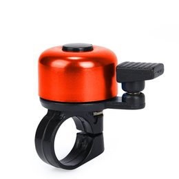 $enCountryForm.capitalKeyWord Australia - For Safety Cycling Bicycle Handlebar Metal Ring Black Bike Bell Horn Sound Alarm Bicycle Accessory Outdoor Protective Bell #35