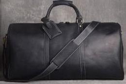 $enCountryForm.capitalKeyWord Australia - letter hot sale Travel High Quality Famous Brand Keepall shoulder travel bag N41418 Duffle Bag genuine leather brown mono Mens Luggage Bag