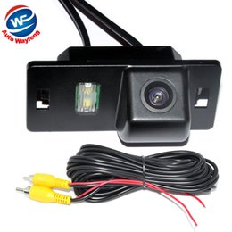 Q5 Dvr Australia - Car DVR Vehicle Car Vehicle Rearview Camera For udi A3 A4(6 B7 B8)  Q5 Q7 A8 S8 Backup Review Rear View Parking Reversing Camera