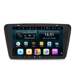 $enCountryForm.capitalKeyWord Australia - Android car player with GPS Resolution HD 1024*600 multi-touch screen bluetooth microphone for VW skoda octavia III 2013-2017 9inch