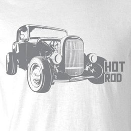 Cars Projects Australia - New Car T-shirt Hot Rod hotrod unfinished project chassis rat rod car shirt gift Funny free shipping Unisex Casual