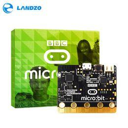 Flash Drive Ic Australia - Freeshipping BBC micro:bit nRF51822 KL26Z etooth 16kB RAM 256kB Flash Cortex-M0 Pocket-sized Computer for kids beginners learn programming
