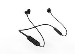$enCountryForm.capitalKeyWord UK - Sport Bluetooth 5.0 Headphones Music Headsets Metal Running, Traveling, Mountaineering Earphone Magnetic MicWaterproofing for Life