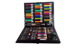 $enCountryForm.capitalKeyWord Australia - 150 Piece Art Paintbrush Set Water Color Pen Crayon Pencil Art Painting Premium Quality Long Lasting Adult Coloring Books Kids 4 and Up
