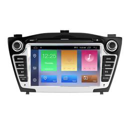 Hyundai ix35 car gps online shopping - Car Multimedia Player GPS Din Android For Hyundai IX35 TUCSON Auto Radio USB DVR Car DVD Player DSP FM