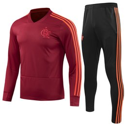 $enCountryForm.capitalKeyWord UK - 2018 2019 Flamengo Tracksuit 18 19 Flemish GUERRERO DIEGO VINICIUS JR Flamengo Training Suit Wear Sports football kit uniforms