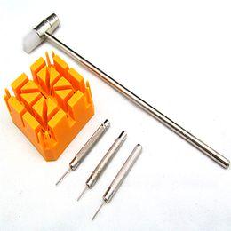 $enCountryForm.capitalKeyWord Australia - Watch Band Bracelet Link Repair Remover Tool Punch Pins Strap Holder Kit Meters of the Meter Repair Accessories Tools