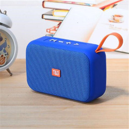 $enCountryForm.capitalKeyWord Australia - TG506 Mini Portable Wireless Square Bluetooth Speaker Stereo Outdoor Subwoofer Waterproof Speaker Mic Handsfree TF USB FM MP3 Music Player