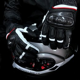 genuine leather white gloves 2019 - 2019 Revit new Gloves PALMER Motorcycle Gloves black Racing MOTO Genuine Leather Motorbike Racing suits jacket cheap gen