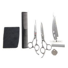 $enCountryForm.capitalKeyWord Australia - SMITH CHU Salon Home Use DIY Hairstyle Hair Cutting Thinning Scissors Shears Comb Set