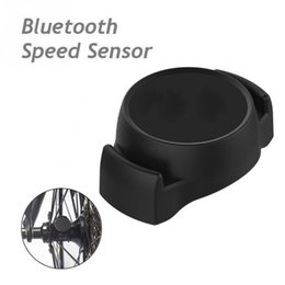 wireless bicycle UK - Bicycle Speed Sensor Wireless Bt & Ant+Bike Ipx7 4G Mini Road Mtb Bike Computer Speedometer Bicicleta Cycling Accessories