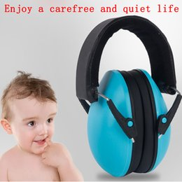 $enCountryForm.capitalKeyWord Australia - Baby soundproof earmuffs baby sleeping learning noise noise reduction Headphones Earphones Give baby have a quiet environment