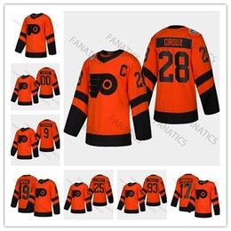 568d28d69 2019 Stadium Series Jersey Philadelphia Flyers 28 Claude Giroux 93 Jakub  Voracek Shayne Gostisbehere Sean Couturier Wayne Simmonds