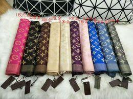 Cotton Designed Shawls Australia - New Design Bright Gold Yarn Blended Fashion Women Long Scarves Wrap Spring Lady's Luxury Scarf 180*70cm Fashion Cotton Scarf Shawls