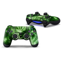 playstation controller skins Australia - Fanstore Skin Sticker PVC Vinyl Decal for Sony Playstation PS4 Remote Controller Cool Design (1 piece)