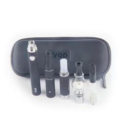 $enCountryForm.capitalKeyWord UK - Super 4 in 1 Starter Kits EVOD UGO eGo 510 Thread Battery Dab Pens Dry Herb Vaporizer Wax Oil Vapes USB Passthrough CE3 Vape Cartridges Kit