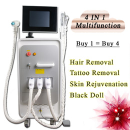 Yag Tattoo Removal Laser Sale Canada - e light ipl rf system q switched nd yag laser shr ipl machine professional laser hair removal machine for sale