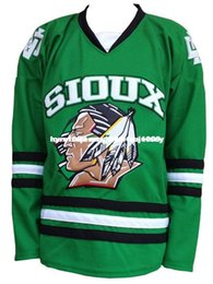 Blank cheap hockey jerseys online shopping - Cheap North Dakota Fighting  Sioux Blank College Hockey Jersey 39d9df901