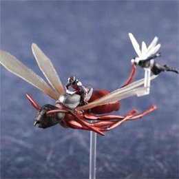 Man action figures online shopping - Ant Man Action Figures Flying Ants Doll The Avengers Miniature Collectible Wear Resistant Hot Sale tc F1