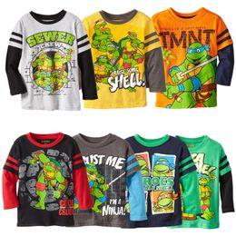 $enCountryForm.capitalKeyWord Australia - Spring Autumn Casual Children T Shirts Blusas Brand Tops Tee Kids Clothes Infantil Baby Boy Clothing Long Sleeve T-Shirt