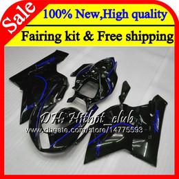 Fairings For Mv Agusta Australia - Body For MV Agusta F4 05 06 R312 750S 05 1000 R 750 1000CC 13HT16 1000R 312 1078 1+1 Blue black MA MV F4 2005 2006 05 06 Fairing Bodywork