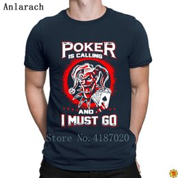 cool star designs NZ - Poker Star Tshirt Fit Design Clever New Fashion Men's Tshirt Top Quality Cool Spring Autumn O Neck