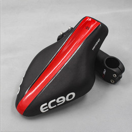 red white bike saddle 2019 - Bike Bicycle Saddle TT Time Trial Cycling Saddle Seat Seat Triathlon Tri Road Bike Parts Racing Bike Pad for Men cheap r