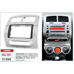 Radio fascias online shopping - CARAV Car Radio Fascia Panel for IST Urban Cruiser Stereo Fascia Dash CD Trim Installation Kit