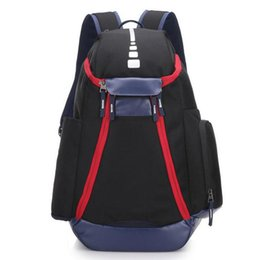 China Hot Sale Brand Designer Basketball Backpack High Quality Men and Women Elite Bag Large Capacity Couple Travel Backpack Free Shipping supplier nylon couples suppliers