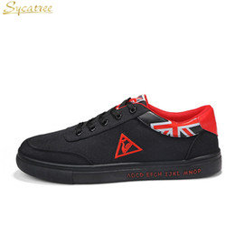 Discount french shoes brands - Sycatee 2019 French Brand Cock Running Shoes for Men Canvas Shoes Breathable Leisure Flats Sport Suede Chaussure Homme